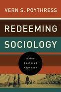 Redeeming Sociology eBook