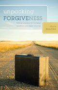 Unpacking Forgiveness eBook