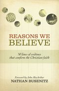 Reasons We Believe eBook