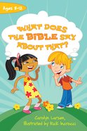 What Does the Bible Say About That? eBook