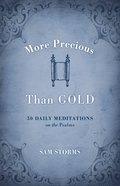 More Precious Than Gold eBook