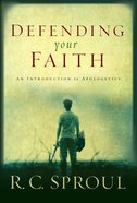 Defending Your Faith eBook