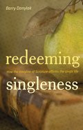 Redeeming Singleness eBook
