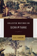 Collected Writings on Scripture eBook