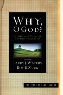 Why, O God? eBook