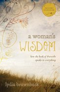 A Woman's Wisdom eBook