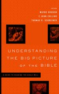 Understanding the Big Picture of the Bible eBook