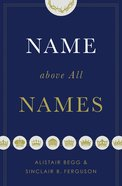 Name Above All Names eBook