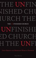 The Unfinished Church eBook