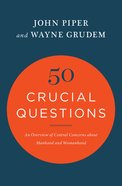 50 Crucial Questions eBook