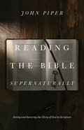 Reading the Bible Supernaturally eBook