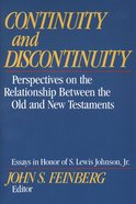 Continuity and Discontinuity (Essays In Honor Of S. Lewis Johnson, Jr.) eBook