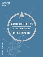 CSB Apologetics Study Bible For Students, Epub eBook