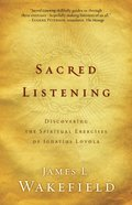 Sacred Listening eBook