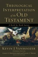 Theological Interpretation of the Old Testament eBook