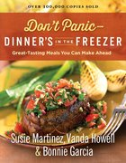 Don't Panic Dinner's in the Freezer eBook