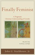 Finally Feminist (Acacia Studies In Bible And Theology Series) eBook