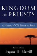 Kingdom of Priests eBook