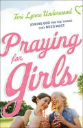 Praying For Girls eBook