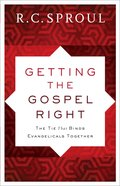 Getting the Gospel Right eBook