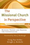 The Missional Church in Perspective eBook