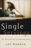 Single Servings eBook