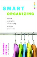Smart Organizing eBook