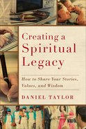 Creating a Spiritual Legacy eBook
