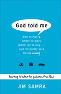 God Told Me eBook