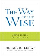 The Way of the Wise eBook