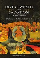 Divine Wrath and Salvation in Matthew eBook