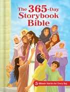 The 365-Day Storybook Bible, Ebook