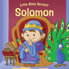 Solomon (Little Bible Heroes Series) eBook