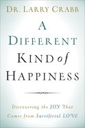 A Different Kind of Happiness eBook