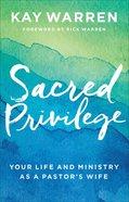 Sacred Privilege eBook