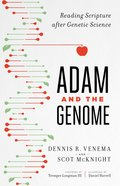 Adam and the Genome eBook