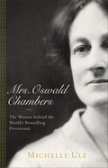 Mrs. Oswald Chambers eBook