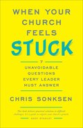 When Your Church Feels Stuck eBook