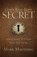 God's Best-Kept Secret eBook