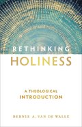 Rethinking Holiness eBook
