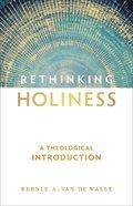Rethinking Holiness eBook