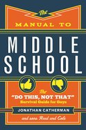 The Manual to Middle School eBook