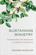 Sustaining Ministry eBook