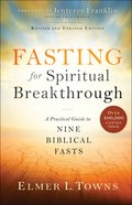Fasting For Spiritual Breakthrough eBook