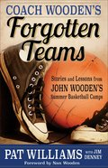 Coach Wooden's Forgotten Teams eBook