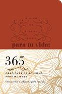 365 Oraciones De Bolsillo Para Mujeres eBook