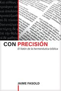 Con Precisin eBook