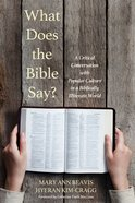 What Does the Bible Say? eBook