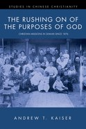 The Rushing on of the Purposes of God eBook