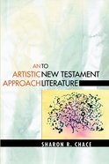 An Artistic Approach to New Testament Literature eBook